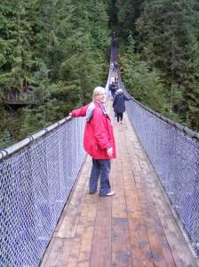 391 Capilano Suspension Bridge 26 October 2015