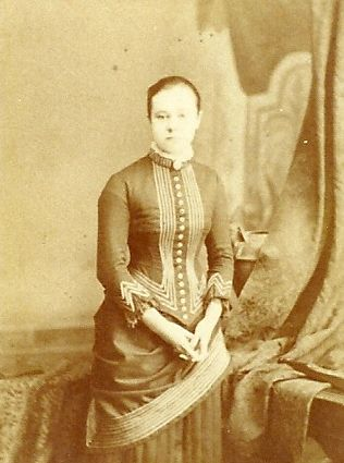 Catherine Seear c. 1880